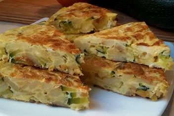 Tortilla y revueltos