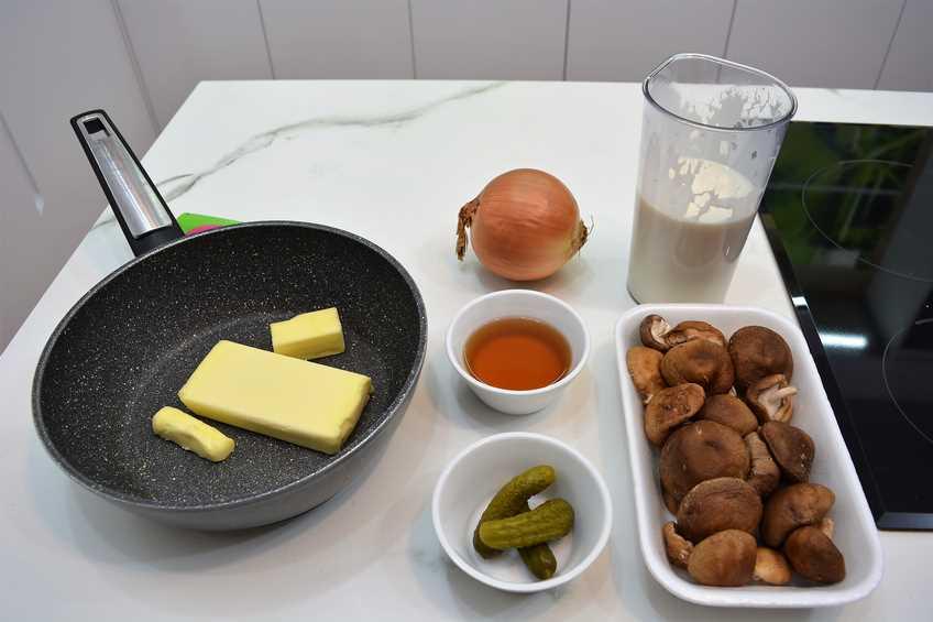C mo hacer salsa strogonoff - Como hacer salsa de nata ...