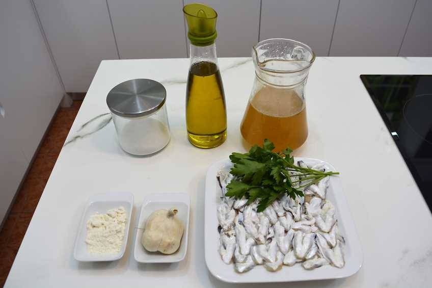 Cocinar Cocochas De Merluza | Cocochas De Merluza En Salsa Verde