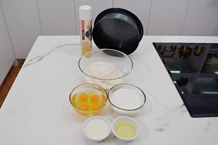 Foto de los ingredientes