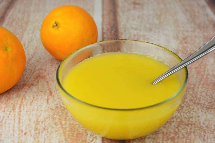 Paso 3 de Cómo hacer salsa de naranja