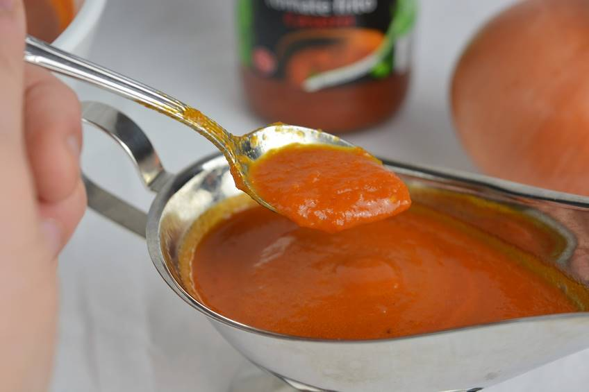 Paso 5 de Salsa brava, receta casera