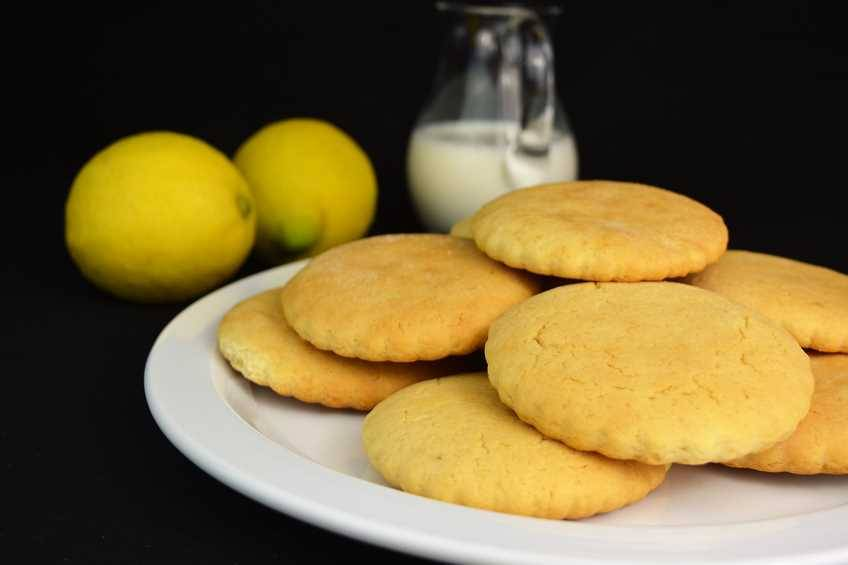 Paso 8 de Galletas de limón