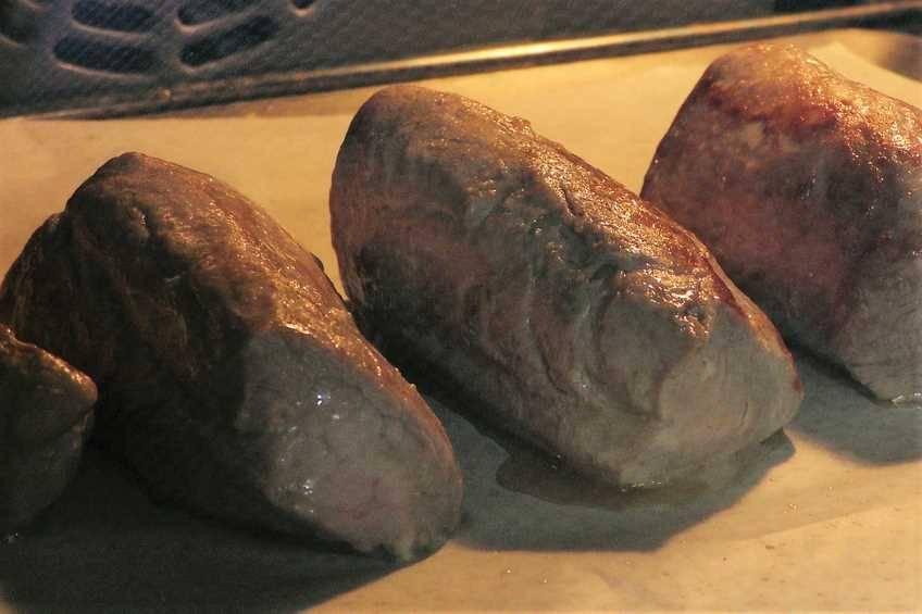 Paso 3 de Solomillo de cerdo con salsa de piña