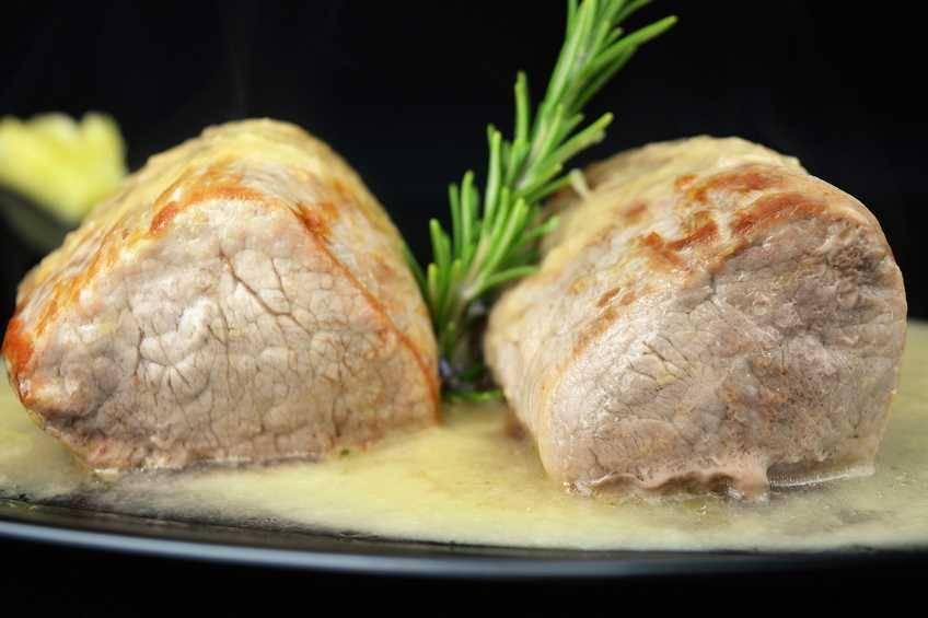Paso 5 de Solomillo de cerdo con salsa de piña