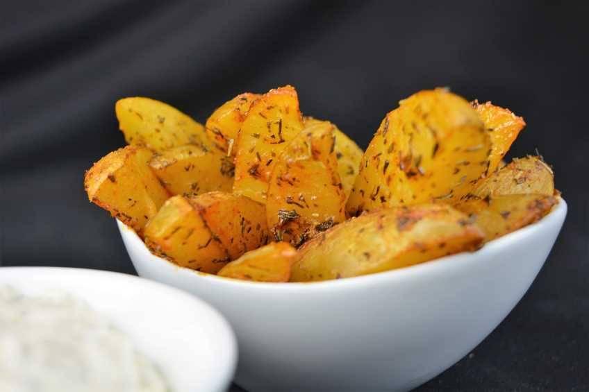 Paso 5 de Patatas deluxe