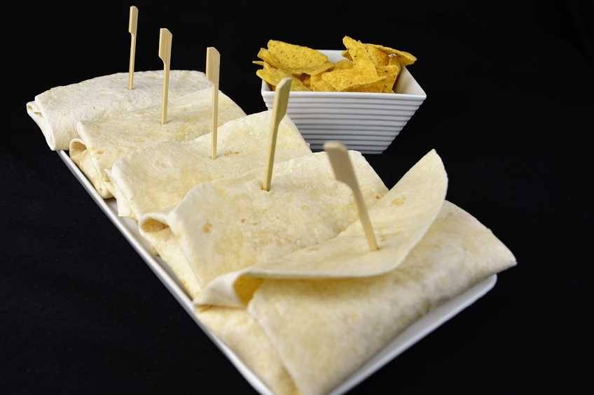 Paso 4 de Burritos de carne con chipotle y jalapeño
