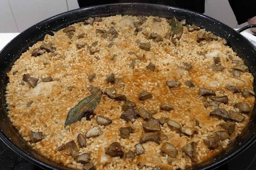 Paso 7 de Chanfaina, receta casera