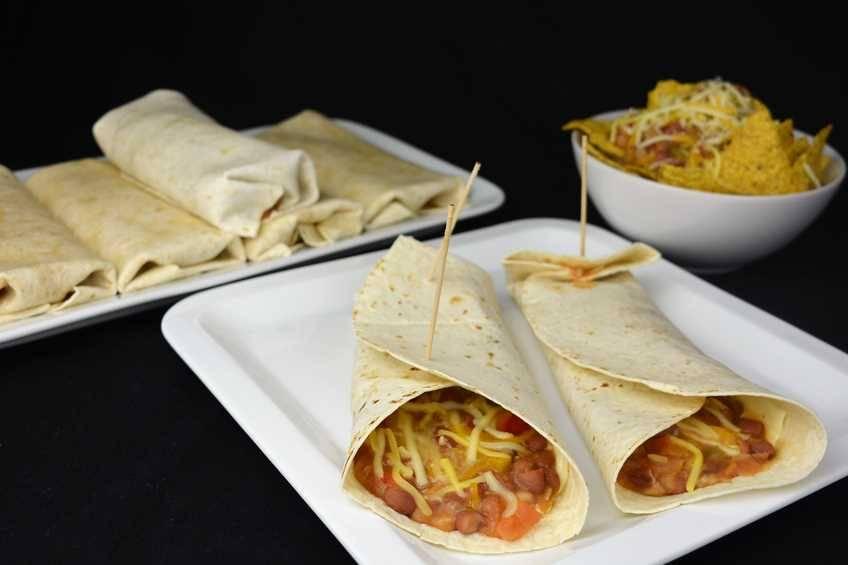 Paso 7 de Burritos con caparronas de Anguiano