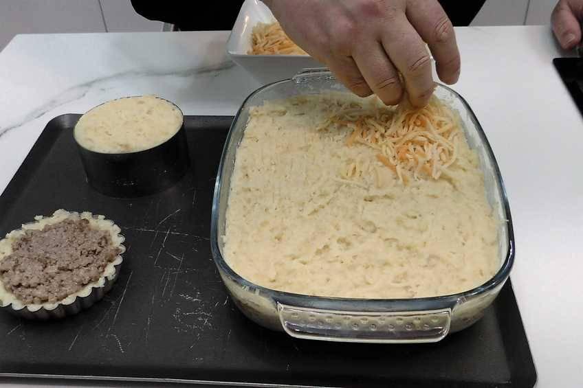 Paso 6 de Pastel de carne, receta casera