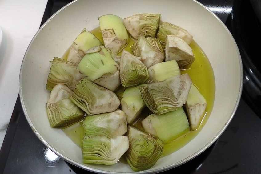 Paso 3 de Receta de pollo a la sidra natural, pollo con sabor delicado