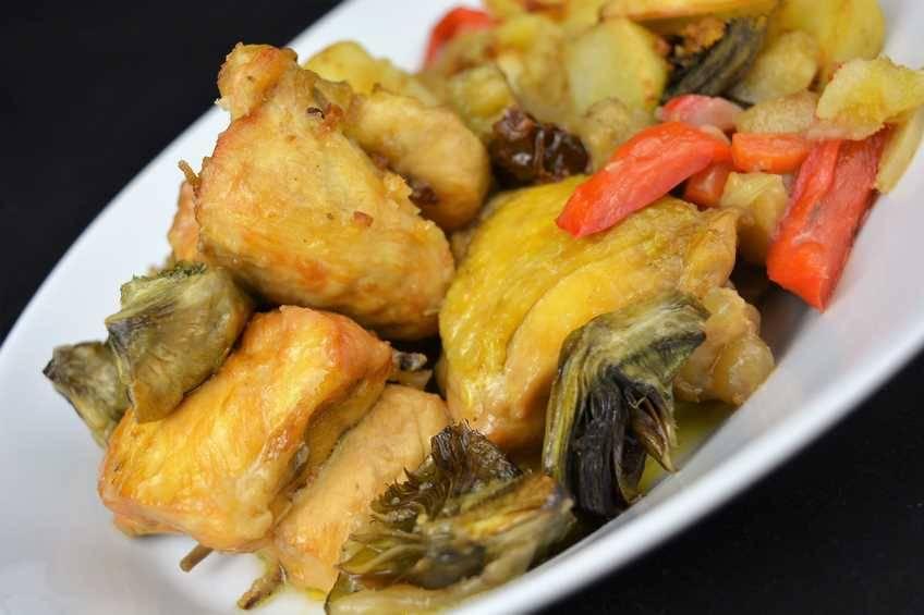 Paso 8 de Receta de pollo a la sidra natural, pollo con sabor delicado