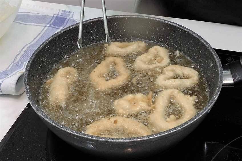 """Paso 3 de Cómo hacer pasta """"Orly"""" para fritos"""