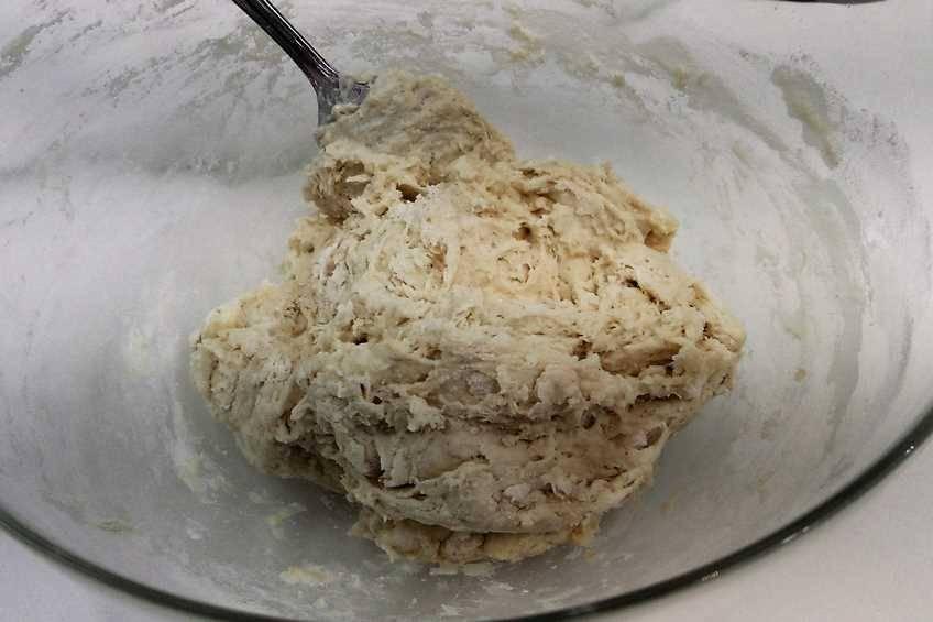 Paso 2 de Cómo hacer pan baguette casero