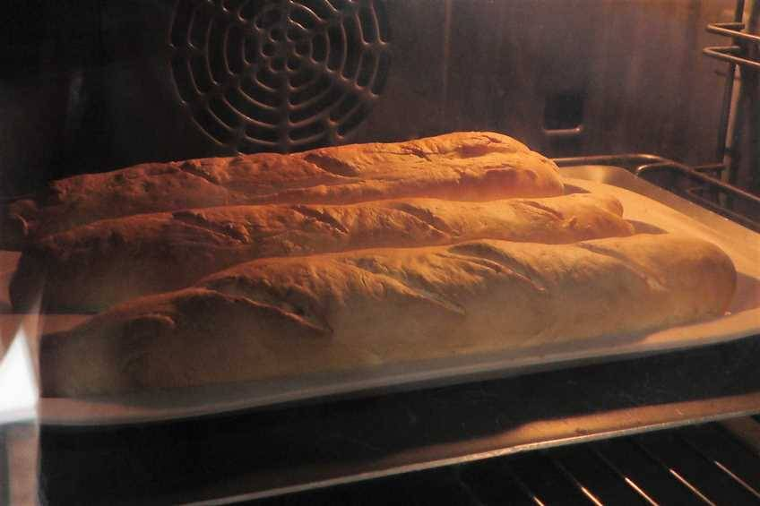 Paso 6 de Cómo hacer pan baguette casero