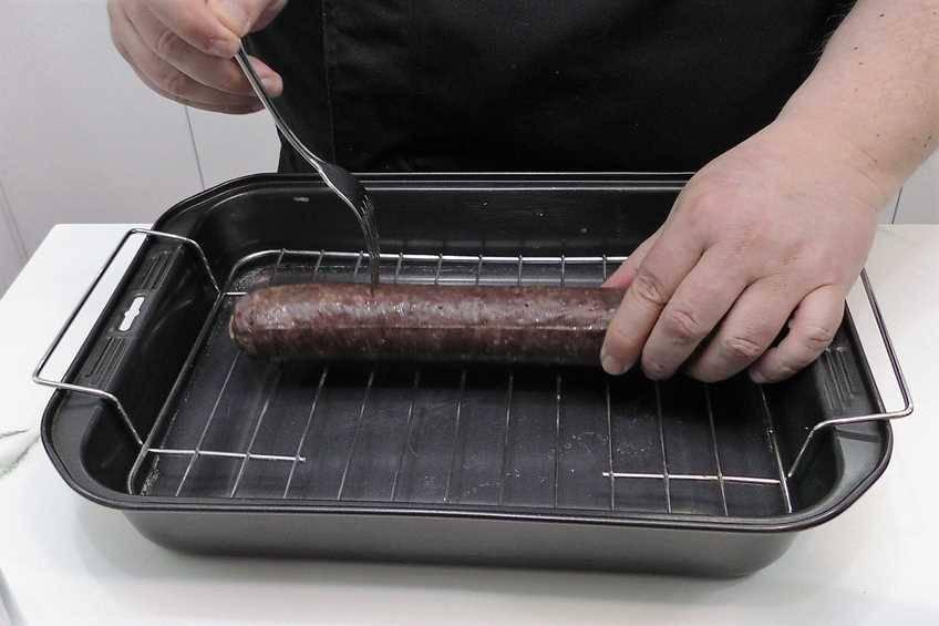 Paso 3 de Pinchos de carne para una fiesta