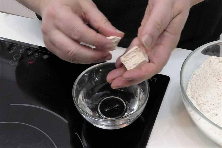 Paso 2 de Cómo hacer masa para empanada gallega