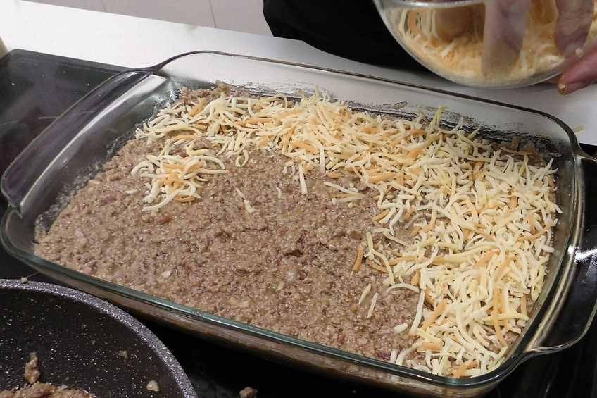 Paso 9 de Como hacer moussaka, receta griega