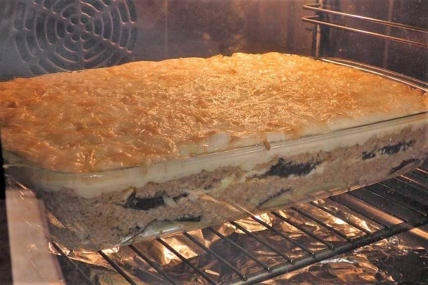 Paso 11 de Como hacer moussaka, receta griega