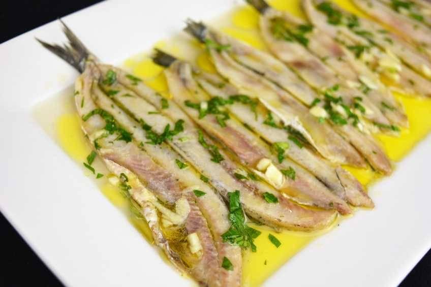 Paso 3 de Cómo hacer anchoas en vinagre