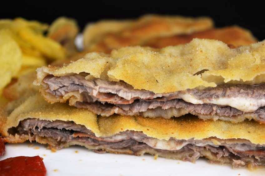 Paso 6 de Cachopo asturiano, receta casera