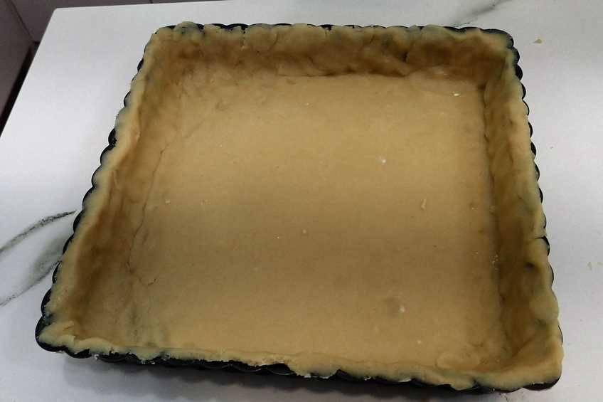 Paso 1 de Lemon pie, mi receta casera