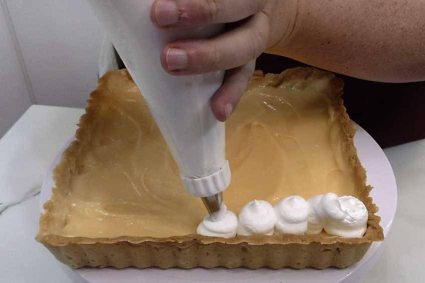 Paso 6 de Lemon pie, mi receta casera