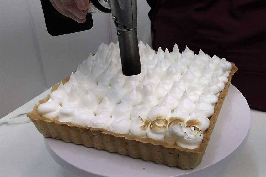 Paso 7 de Lemon pie, mi receta casera