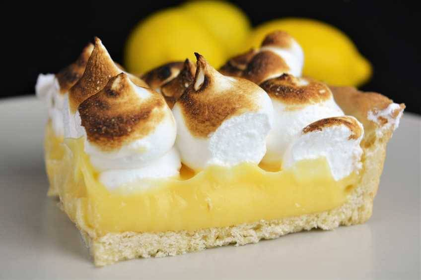 Paso 8 de Lemon pie, mi receta casera
