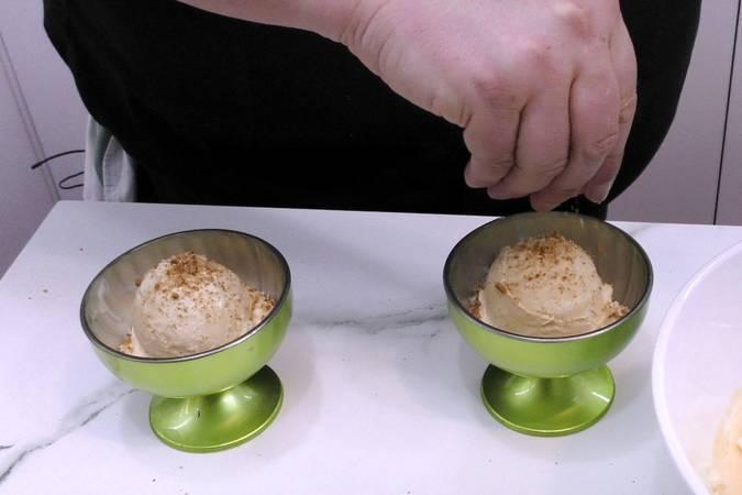Paso 3 de Soufflé de merengue y crema pastelera