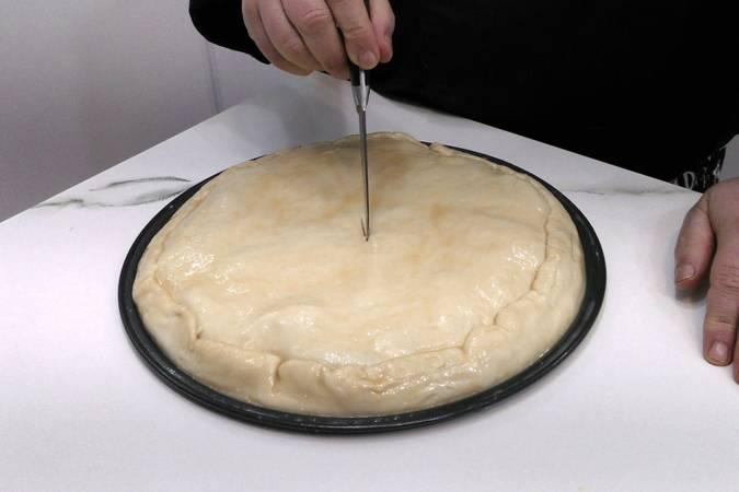 Paso 7 de Empanada de manzana muy fácil