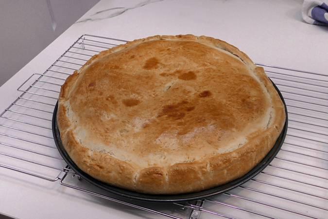 Paso 9 de Empanada de manzana muy fácil
