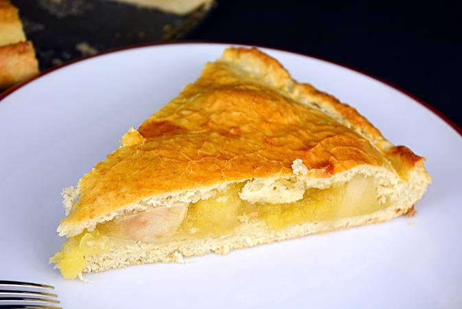 Paso 10 de Empanada de manzana muy fácil