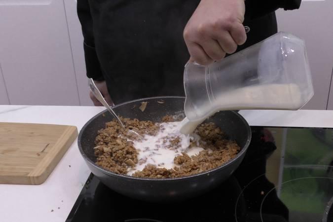 Paso 5 de Receta de lasaña de carne