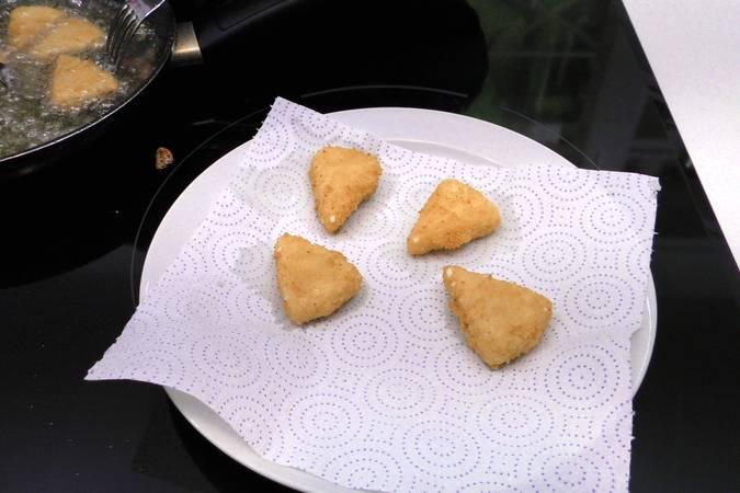 Paso 3 de Cómo hacer queso frito