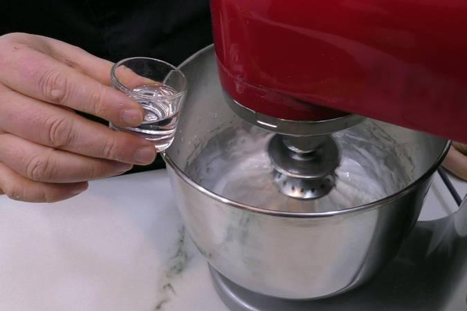 Preparar el glaseado