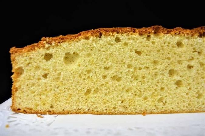 Paso 1 de Recetas de bizcocho para tartas