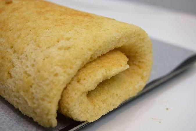 Paso 2 de Recetas de bizcocho para tartas
