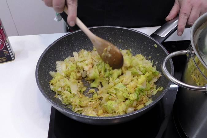 Paso 5 de Receta del cocido maragato típico de León