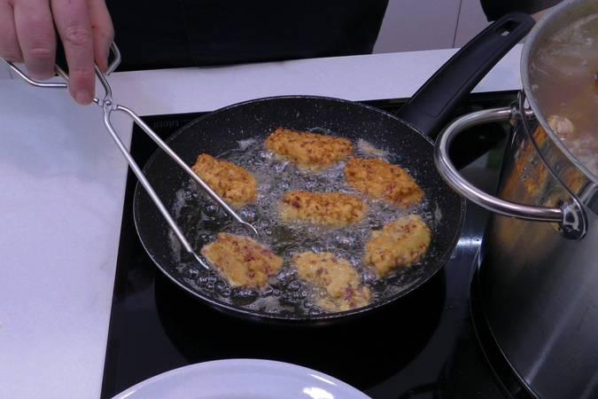 Paso 7 de Receta del cocido maragato típico de León