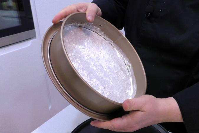 Paso 1 de Tarta de almendras sin gluten