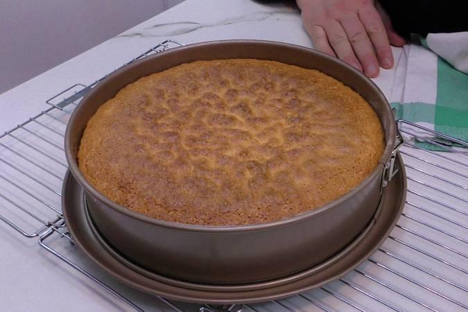 Paso 6 de Tarta de almendras sin gluten
