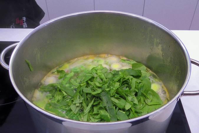 Paso 2 de Sopa de verduras para dieta