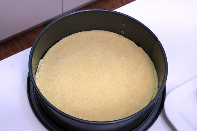 Paso 3 de Tarta helada de Mango
