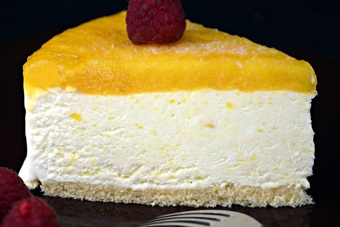Paso 10 de Tarta helada de Mango