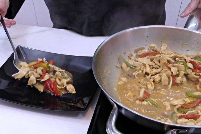 Paso 5 de Receta de pollo al estilo chino con salsa de soja