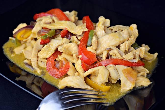 Paso 6 de Receta de pollo al estilo chino con salsa de soja