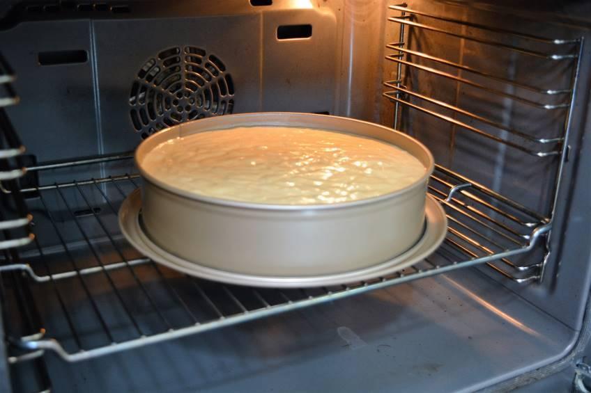 Paso 4 de Bizcocho de crema de castañas