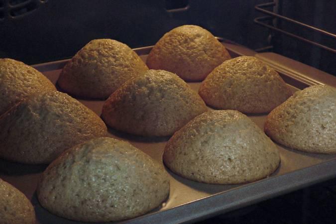 Paso 5 de Cupcakes de Pedro Ximénez con crema de queso
