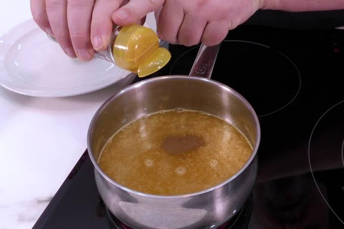 Paso 3 de Receta de tiramisú con frambuesas